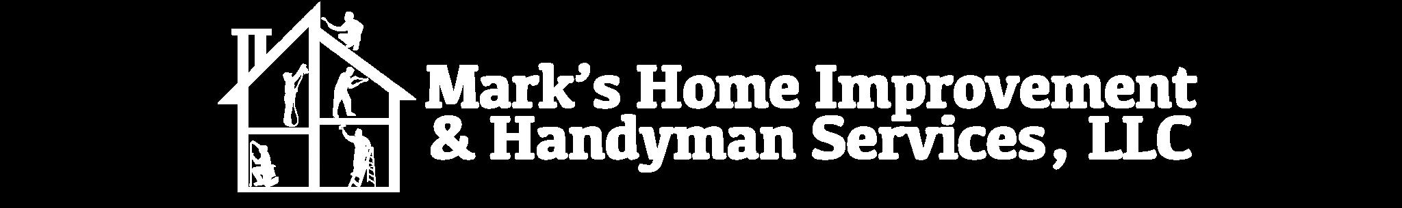 Handyman logo wide